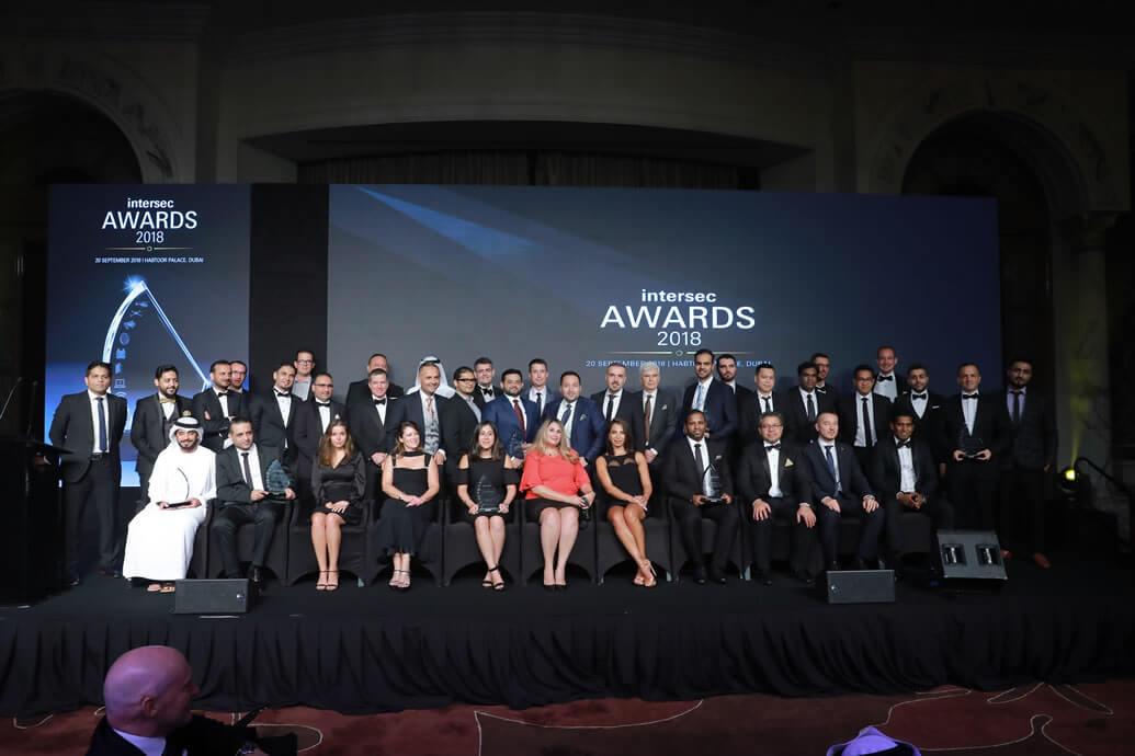 Inaugural Intersec Awards