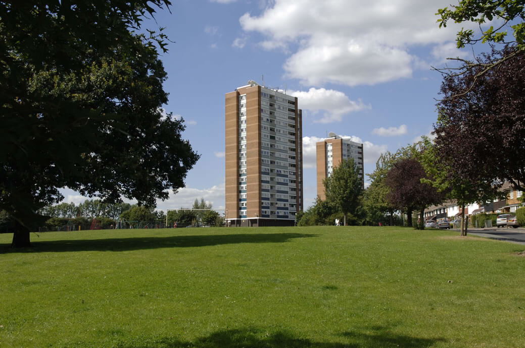 Tower blocks fire alarm systems raised to top category protection with AICO